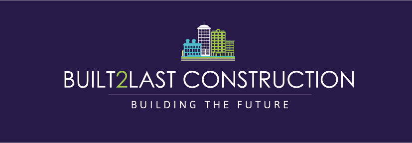 Built2Last Construction Logo